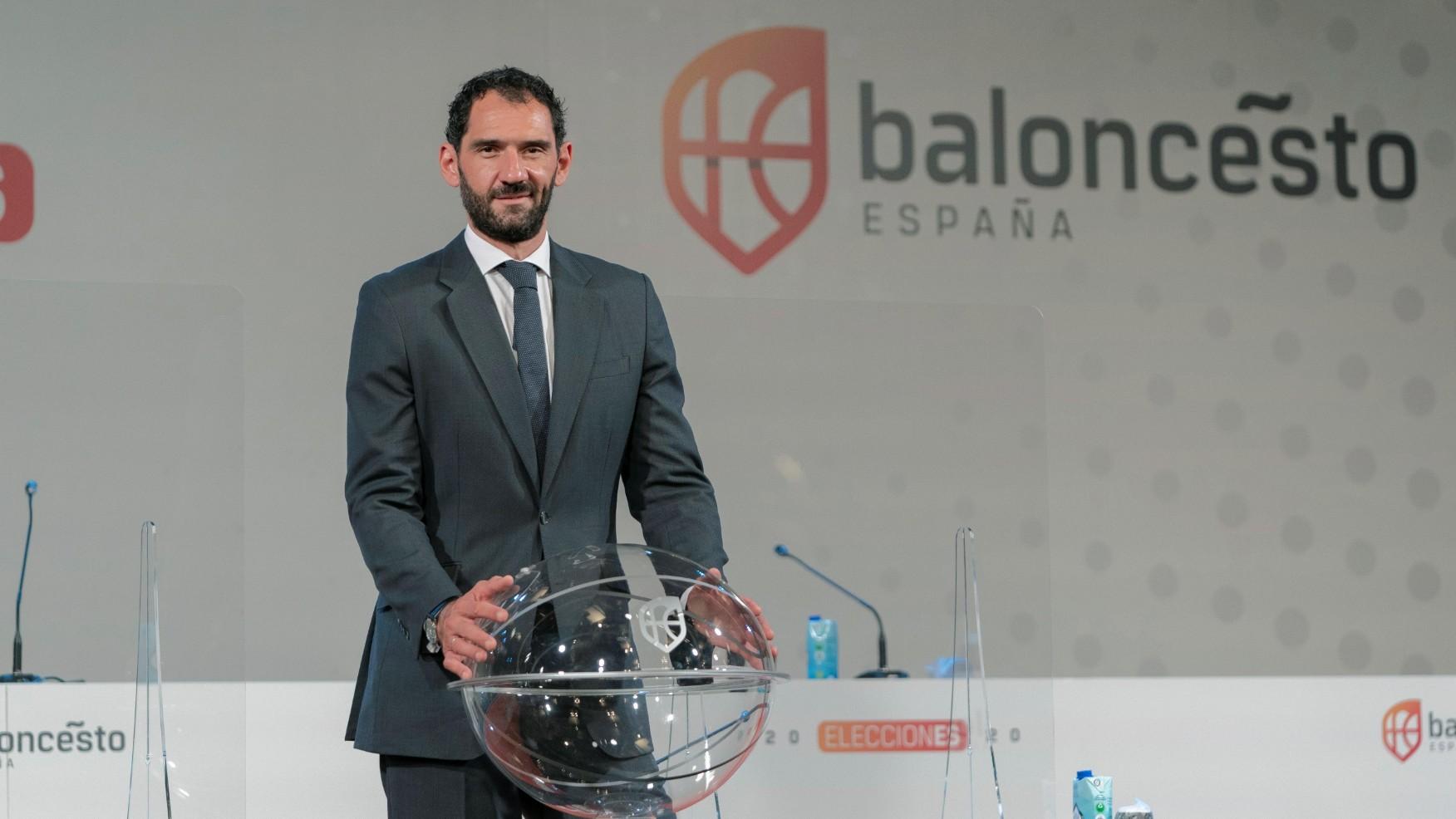 El Baloncesto Español, admirado.
