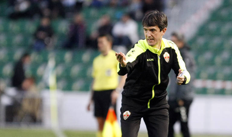 Pacheta nuevo entrenador de la SD Huesca