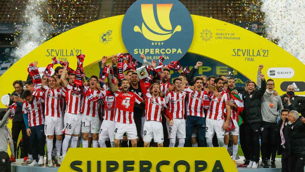 Athletic campeón de la Supercopa