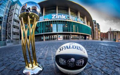 Empieza la Copa del Rey de Baloncesto