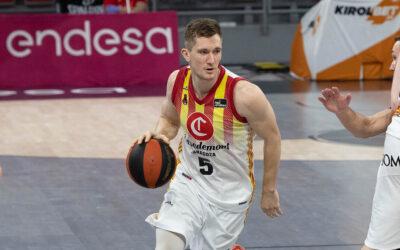 TJ Bray se desvincula del Basket Zaragoza