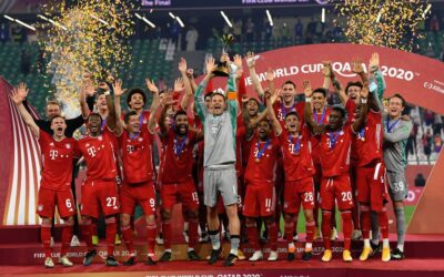 El Bayern logra el 'Sextete'