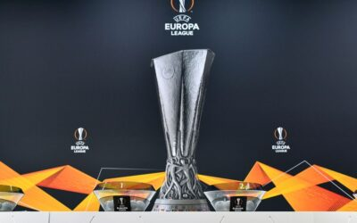 Sorteo de la fase final de la Europa League