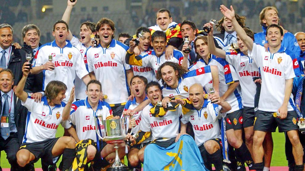 17 años de la Copa del Rey de Montjuic