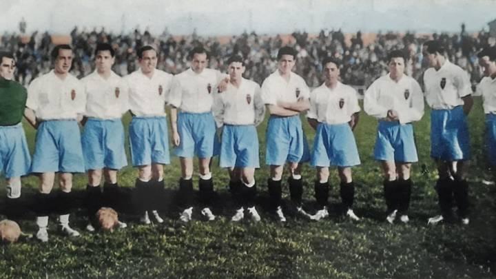 El Real Zaragoza cumple 89 años
