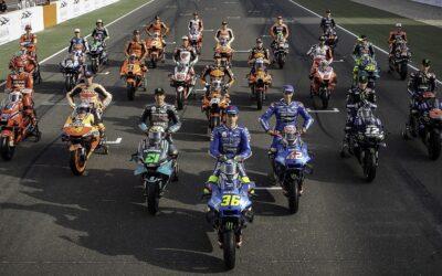 Arranca la temporada 2021 de Moto GP
