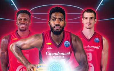 Comienzan los playoffs para el Basket Zaragoza