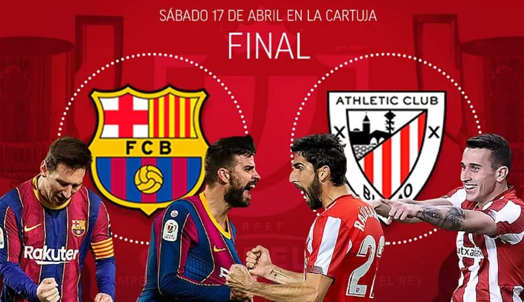 Barcelona-Athletic, final de reyes de Copa