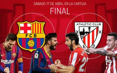 Barcelona-Athletic, final de reyes de Copa