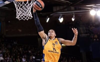 Jacob Wiley ya es jugador del Basket Zaragoza