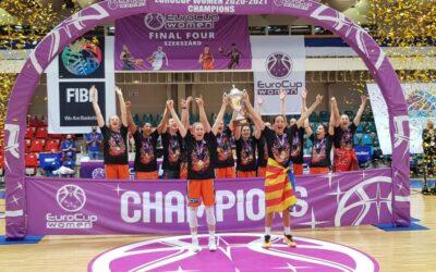 El Valencia Basket gana la Eurocup
