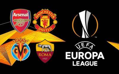 Así quedan las semifinales de la Europa League