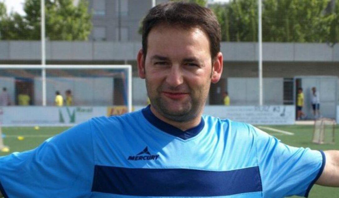 El fútbol aragonés brinda todo su cariño a Sergio Pina