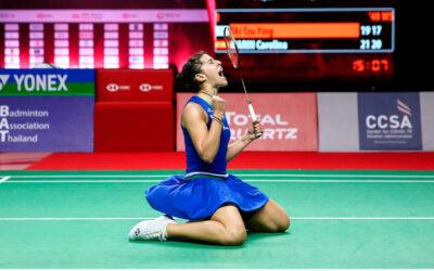 Carolina Marín conquista su quinto Europeo consecutivo