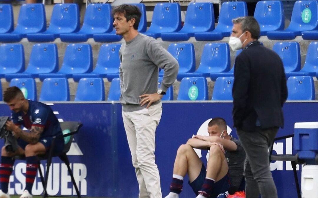 La SD Huesca desciende a Segunda División