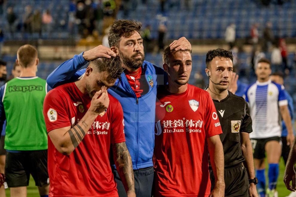 El Lleida Esportiu desciende a Segunda RFEF