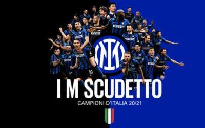 El Inter de Milán se corona campeón de la Serie A