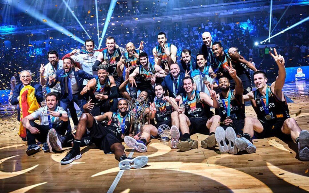 El Burgos repite y se corona campeón de la BCL