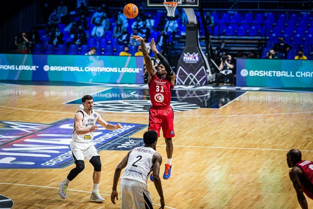 El Basket Zaragoza avanza a semis de la Champions tras eliminar al anfitrión