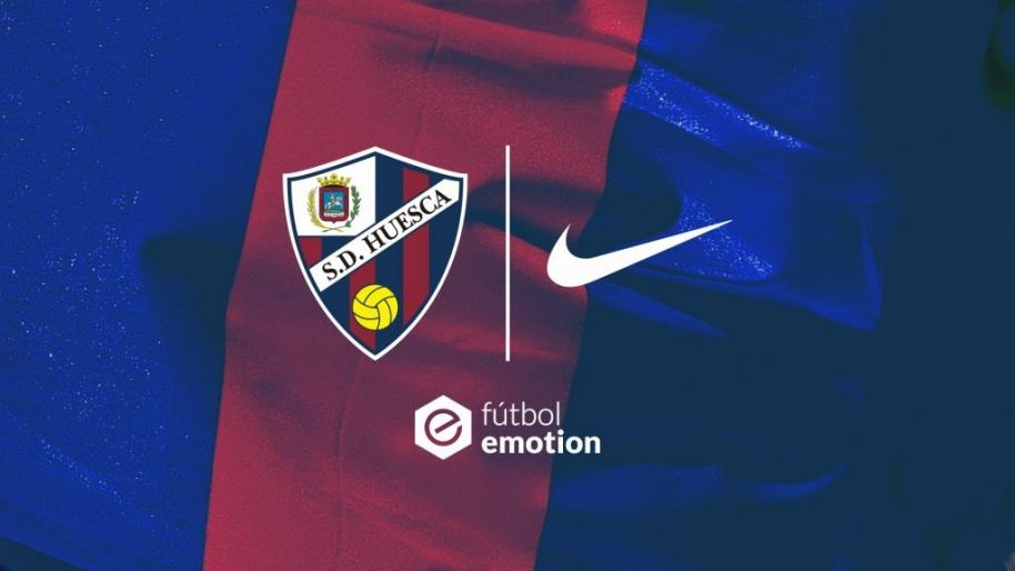 Nike, nuevo patrocinador de la SD Huesca