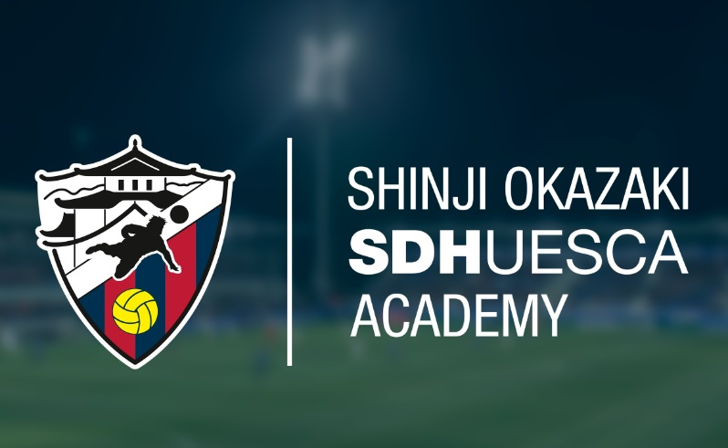 La SD Huesca crea una academia en Japón de la mano de Shinji Okazaki