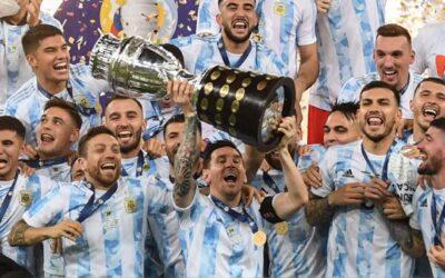 Argentina gana la Copa América y se corona reina de América