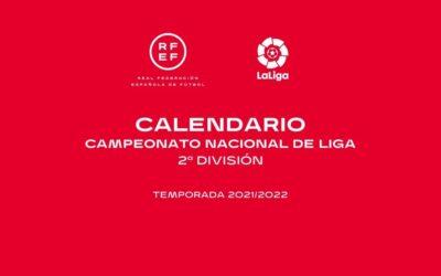 Real Zaragoza y SD Huesca ya conocen su calendario para LaLiga SmartBank 2021/22