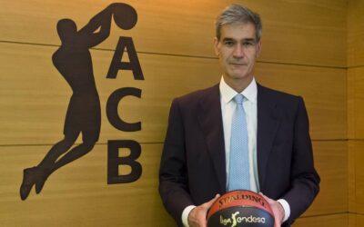 Antonio Martín, renovado como presidente de la ACB