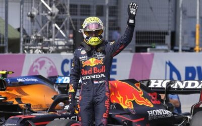 Victoria de Verstappen en Austria, que se aleja a 32 puntos