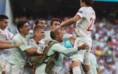 ¡Arrancan los cuartos de final de la Euro2020!