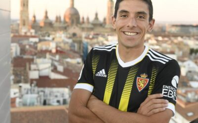 Fran Gámez, primer fichaje del Real Zaragoza 2021/22