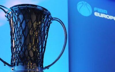 El Basket Zaragoza jugará la FIBA Europe Cup