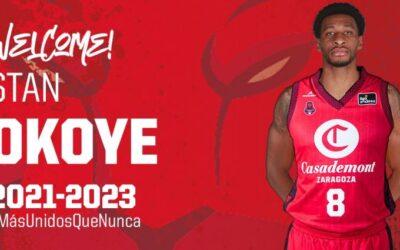 Stan Okoye regresa al Basket Zaragoza