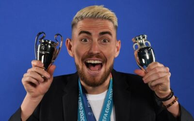 Los ganadores de los premios de la UEFA 2020/21: Jorginho gana el premio al mejor jugador masculino