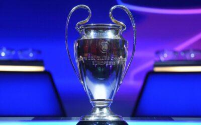 Sorteo de Champions League: así queda encuadrada la Fase de Grupos