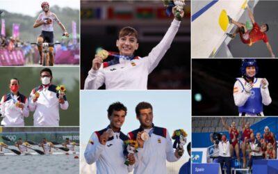 Finaliza Tokio2020: Balance de España en los Juegos Olímpicos