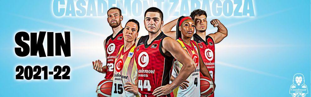Basket Zaragoza presenta su campaña de abonados y equipaciones para la 2021/22