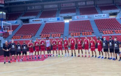 Arranca el nuevo proyecto del Basket Zaragoza