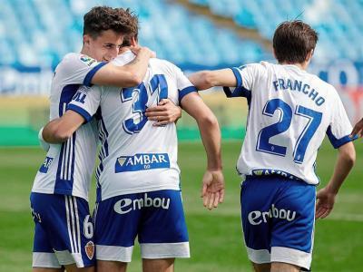 Alejandro Francés, Francho Serrano e Iván Azón, convocados por la Sub-21