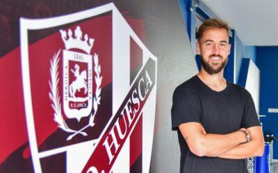 Pulido renueva hasta 2023 y amplía su leyenda en la SD Huesca