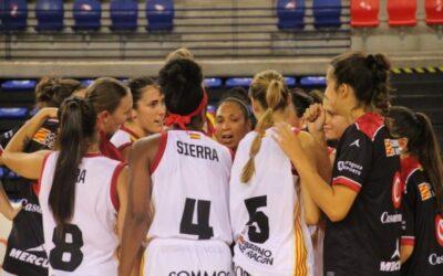 El Basket Zaragoza femenino, preparado para el inicio liguero