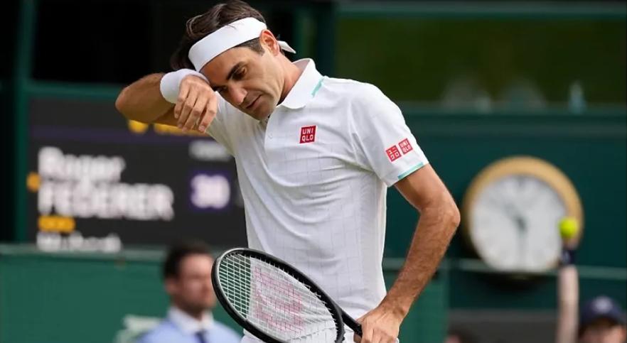 Roger Federer se cae del 'top10' mundial 1.736 días después